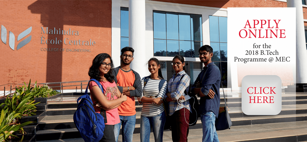 Admissions for 2018-2022 Batch in MEC are now open!